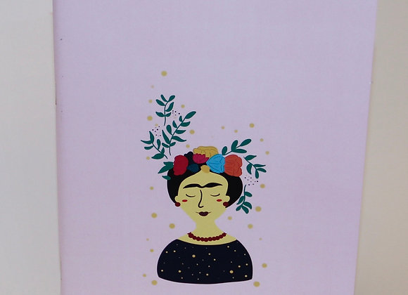 Frida-Sketchbook