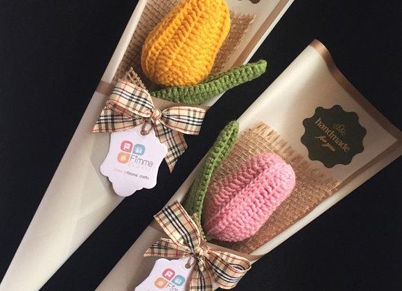 Tulips Crochet (big)
