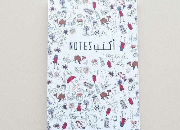 Notes اكتب