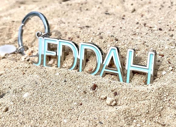 Jeddah Keychain