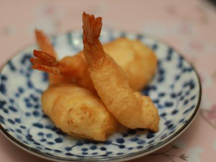 Crispy Battered Prawn / Shrimp Fritters