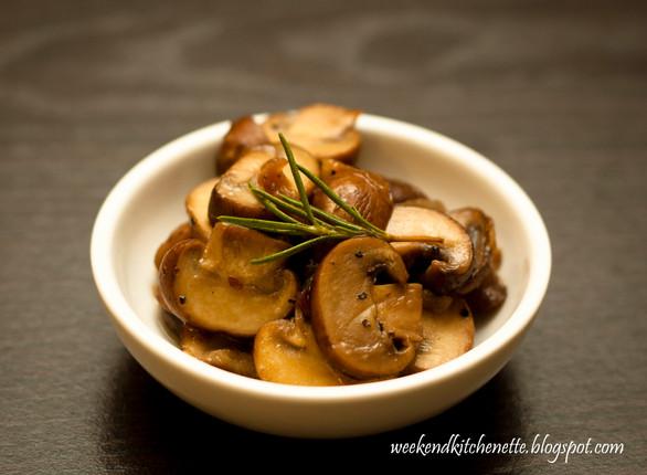 Mushrooms Ragu