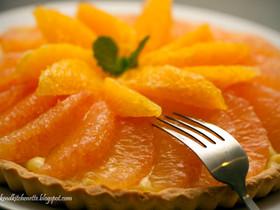 Light Refreshing Citrus Tart