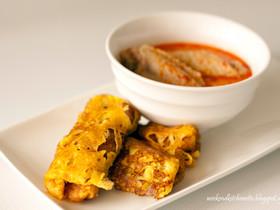 Roti Jala to Celebrate Hari Raya Aidilfitri