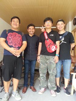 Bass Master Class at Monolithtone, China