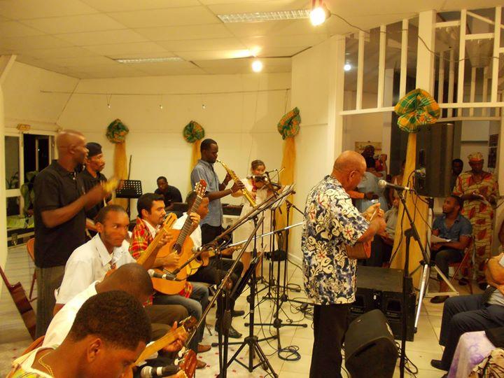 Frank Norville, Saint Lucia