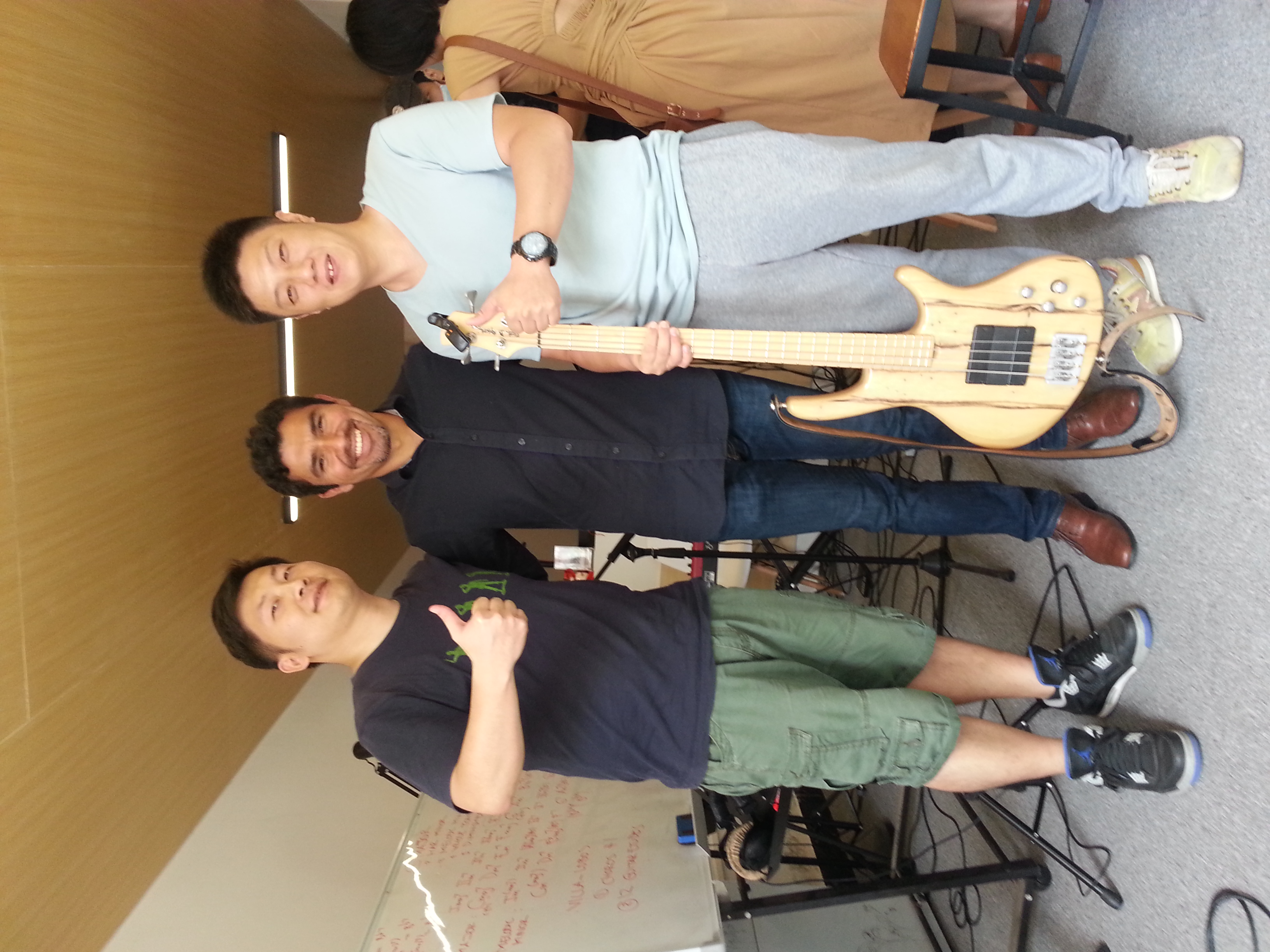 Bass Masterclass, China