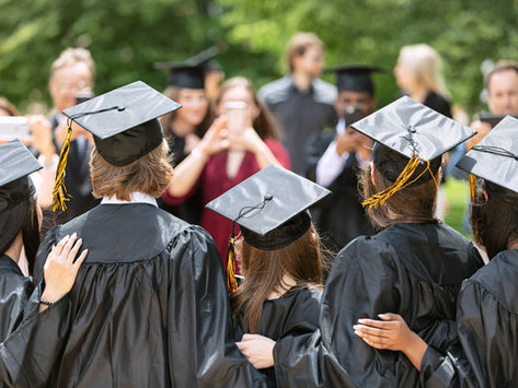 Graduating in COVID - 19: Advice for the class of 2021