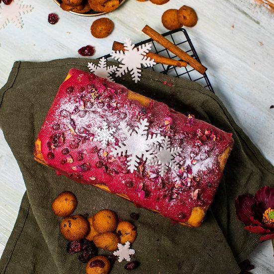 Amour de Noel + 150g Cinnamon Cranberry Cookies