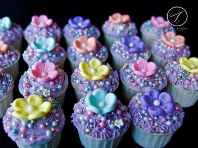 Blossom Cupcakes