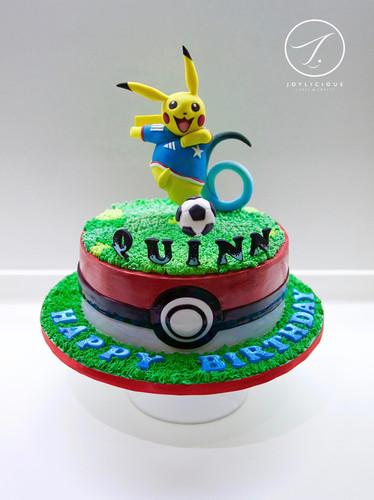 Pokemon Playing Football