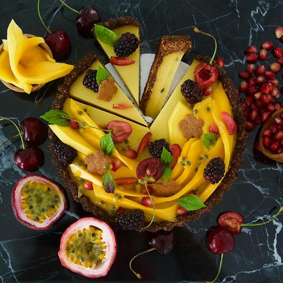 Mango-Basil Passion