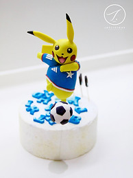Pokemon Plays Soccer