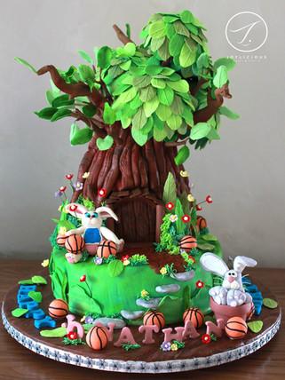 Treehouse Bunnies