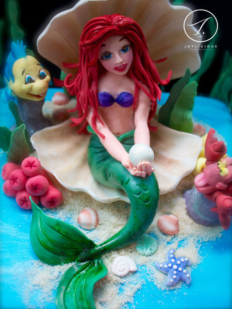 The Little Mermaid & The Lost Pearl