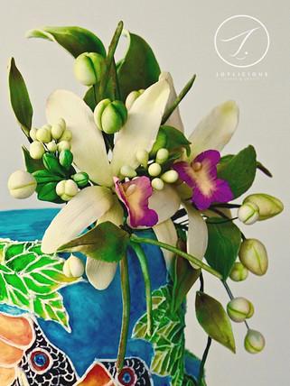 Sugar Vanilla Orchids