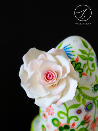 Sugar Dusty Pink Rose