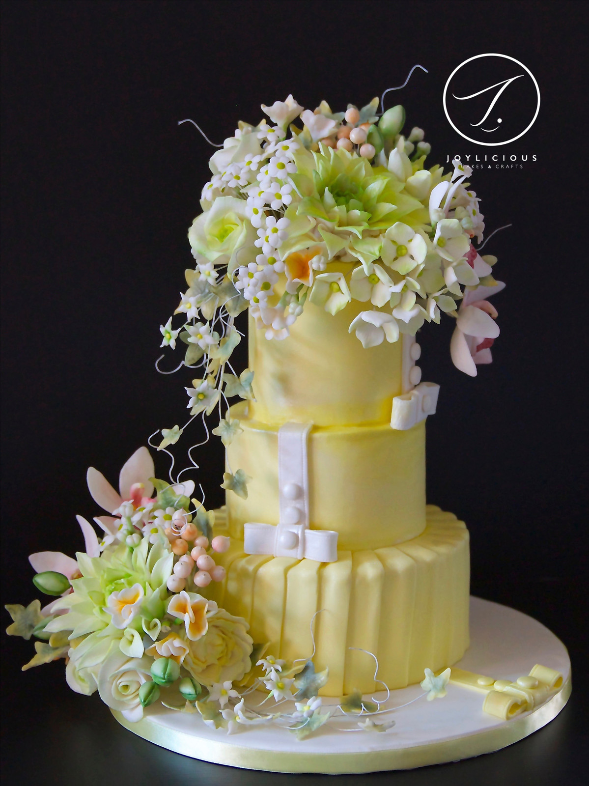 Wedding Cakes | Joylicious Cakes and Crafts