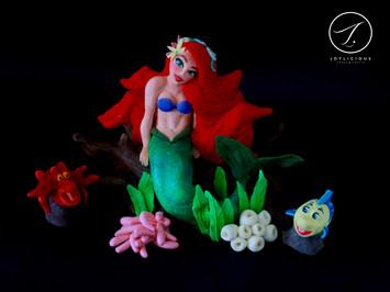 Little Mermaid & Friends