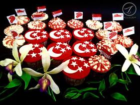 Singapore Cupcakes