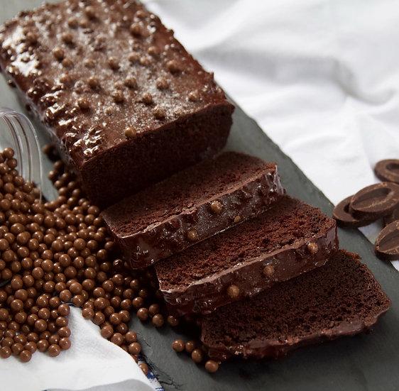 Valrhona Sachertorte Candied Cocoa Nib