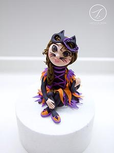 Cat Girl Masquerade
