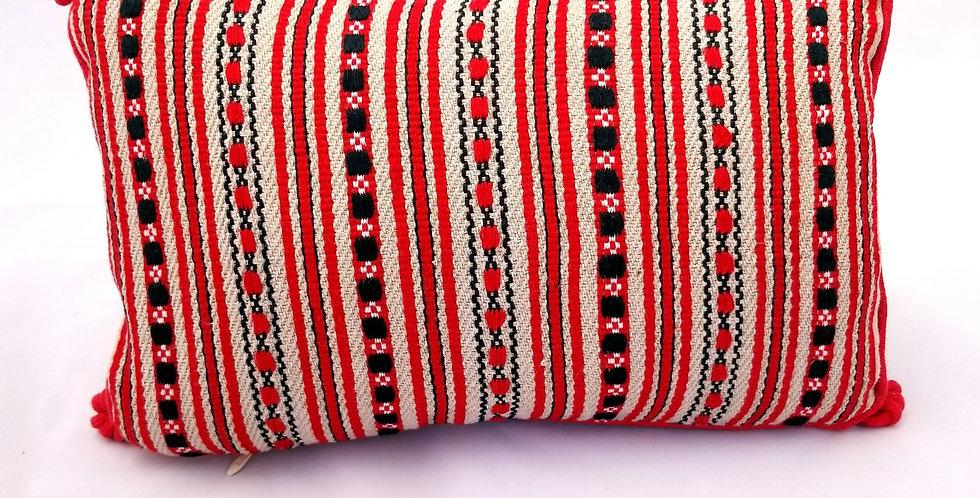 Hand Woven Decorative Pillow Everlasting