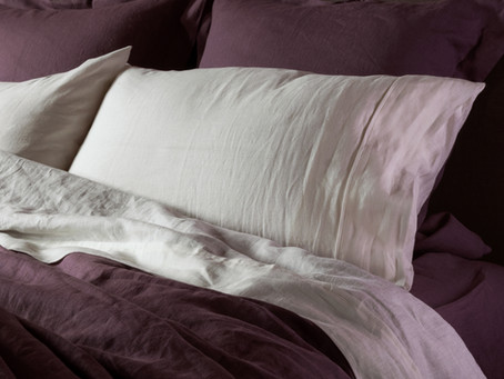 Trouble Sleeping? Switch to Linen Sheets