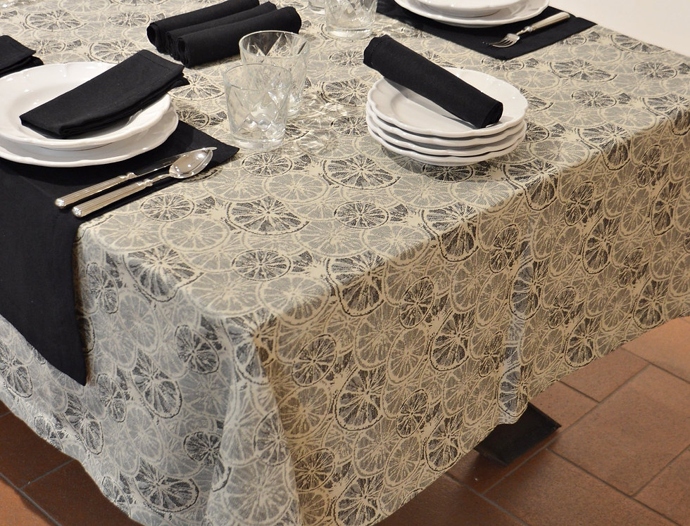 Tablecloth Busatti Arancino