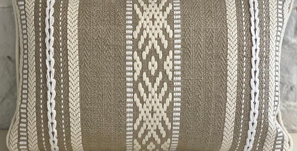 Hand Woven Decorative Pillow Resheto