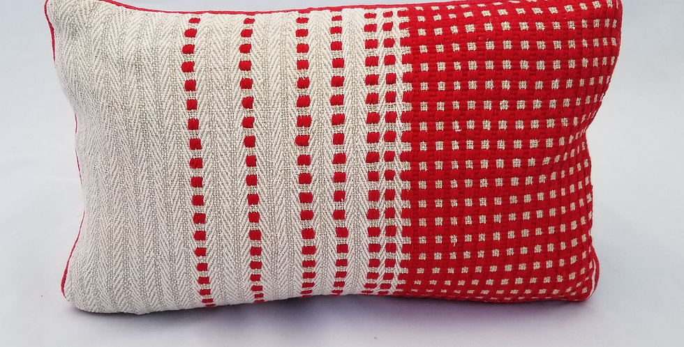 Hand Woven Decorative Pillow Sitka