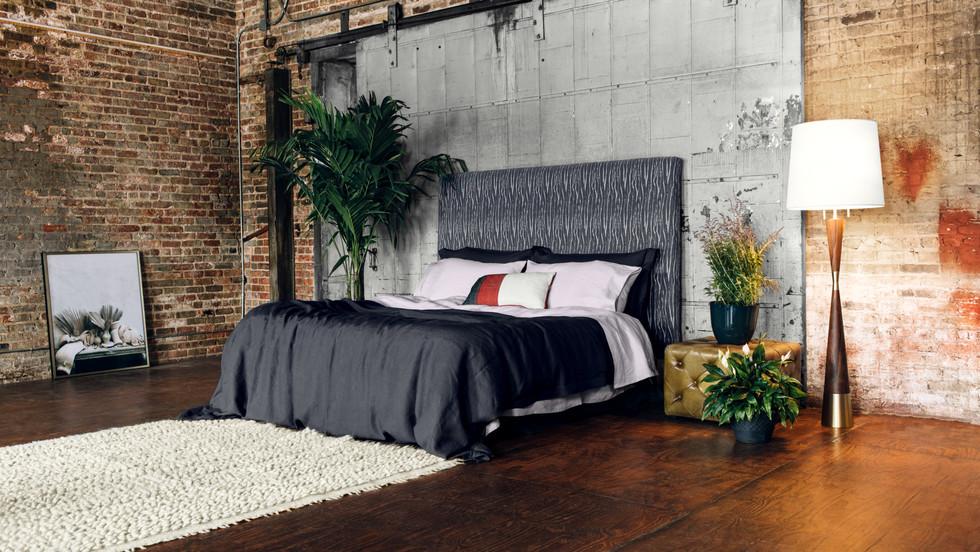 organic bed linen