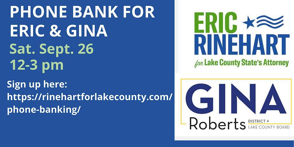Eric & Gina Need Your Help!