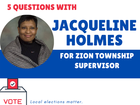 Who's on your ballot? Meet Jacqueline Holmes
