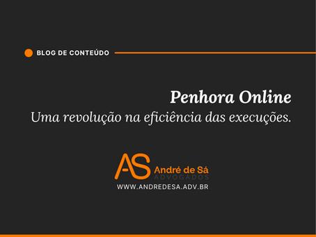 Penhora Online - Uma revolução na eficiência das execuções.