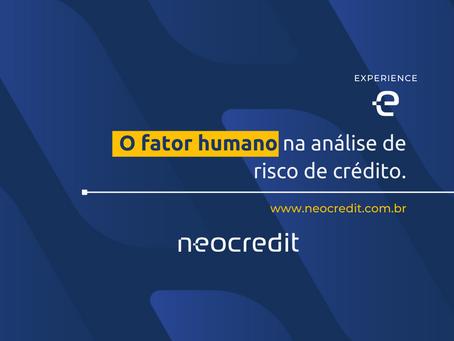 O fator humano na análise de risco de crédito.
