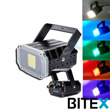 Flash Led COB Blanco o RGB