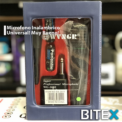 Microfono Inalambrico WVNGR
