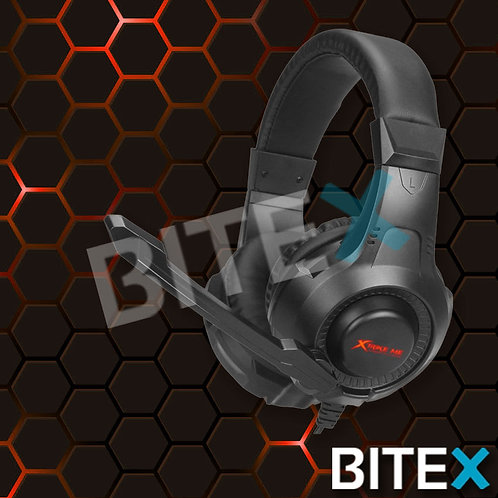 Auricular Gamer Pc Microfono Ajustable Xtrike-me Hp-311