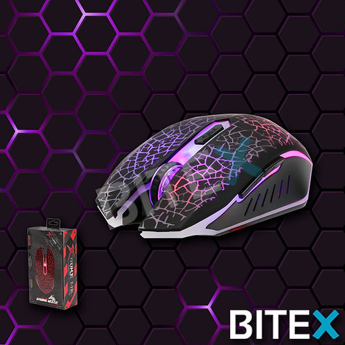 MOUSE GAMING XTRIKE GM-205