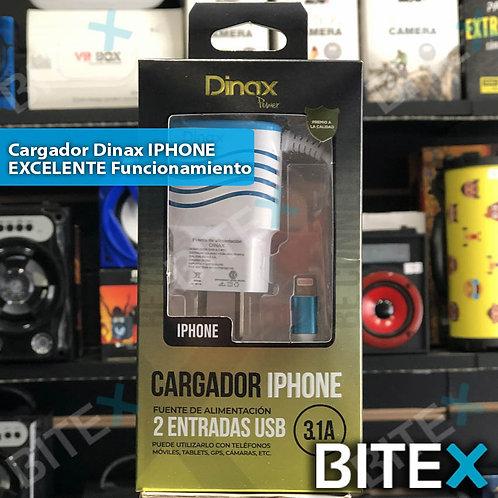 Cargador Dinax IPHONE