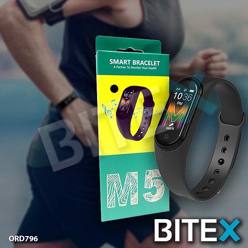 Reloj Smartwatch Smart Bracelet M5 Waterproof Bluetooth 4.0