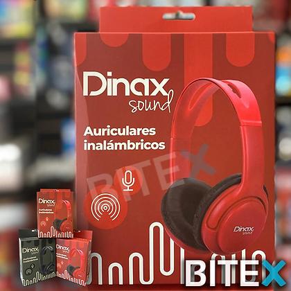 Auricular Dinax Sound BLUETOOTH