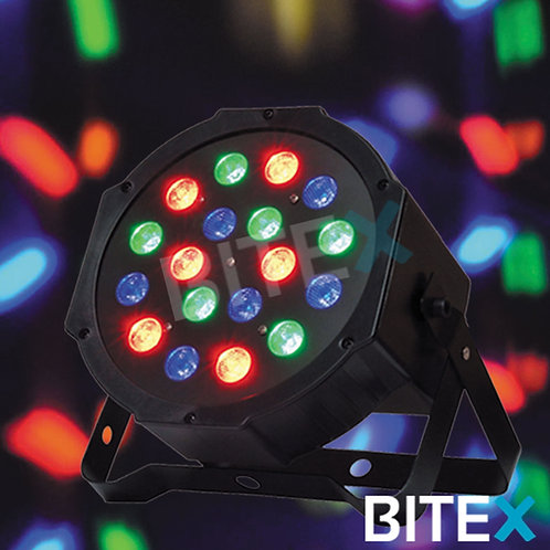 Tacho RGB 18 led