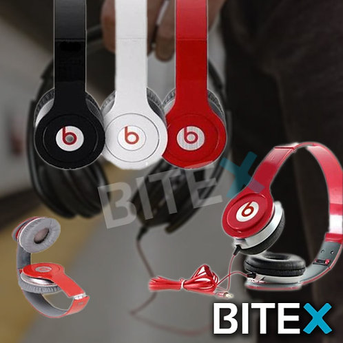 AURICULARES CON CABLE BEAT HD-088