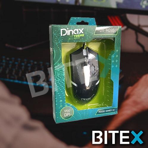 Mouse Gamer Led Xtreme Series Dinax 1200dpi 3d Optico Usb