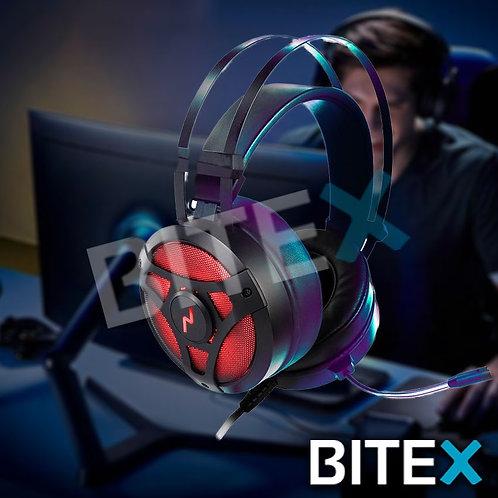 Auricular Gamer Headset Stormer Onix Led