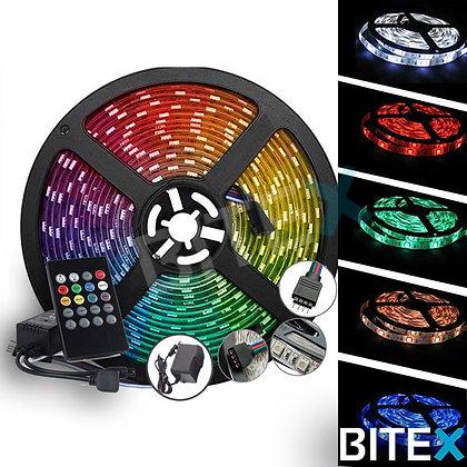 Tira led RGB 5050 audioritmica