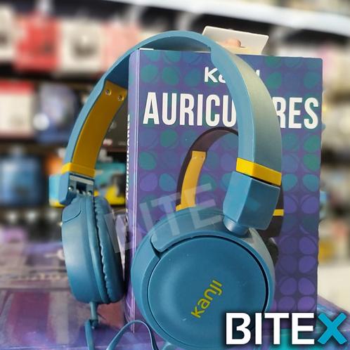 Auricular Kanji vincha c/micro