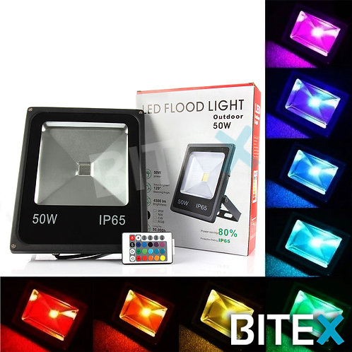 Reflector Led RGB 50w